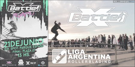 X-Battle Rosario 2014 (Argentina): Raw Clips