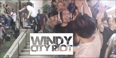 Windy City Riot 2014: Edit by Aaron Schultz