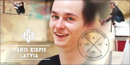 Janis Kirpis (USD Latvia): 2014 Park Clips