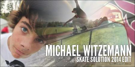 Michael Witzemann (Austria): Skate Solution, 2014 Edit