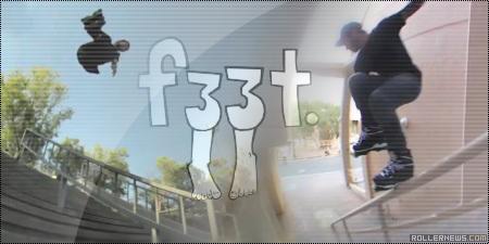 Feet III by Lonnie Gallegos: Teaser (2014)