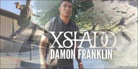 Damon Franklin: 2Days at Woodward West (2014)