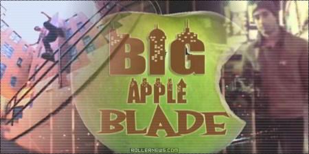 Sean Grossman: Big Apple Blade Section (2012-2013)