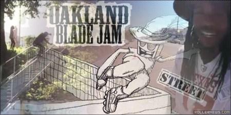 Oakland Blade Jam 2014: Edits