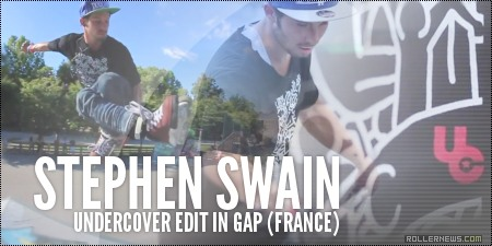 Stephen Swain: Gap (France), 2014 Park Edit