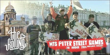 Piter Street Games 2014 (Russia)
