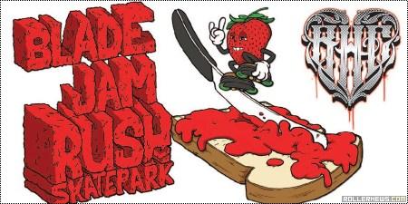 Rush Blade Jam 2014 (Stroud, Uk): Edit by Mark Worner