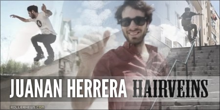 Juanan Herrera (Spain): Hairveins, 2014 Edit