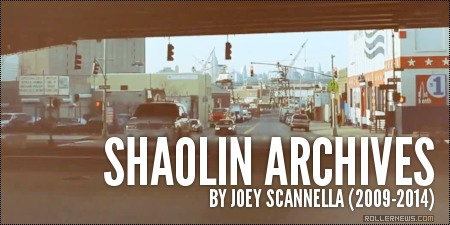 Shaolin Archives by Joey Scannella