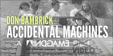 Don Bambrick: Mindgame Accidental Machines