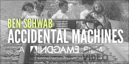 Ben Schwab: Mindgame Accidental Machines