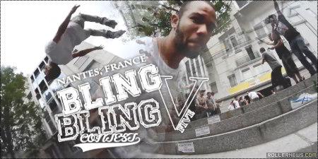 Slam of the day: Bling Bling Contest 2014 (France)