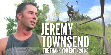 Jeremy Townsend: The Thank You Edit (2014)