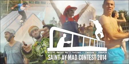 Saint-Ay Mad Contest 2014 (France): Trailer