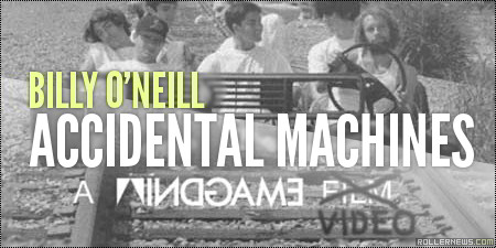 Billy O'neill - Mindgame, Accidental Machines (2006) Profile