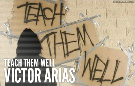 Victor Arias: Teach them well (2006) Section
