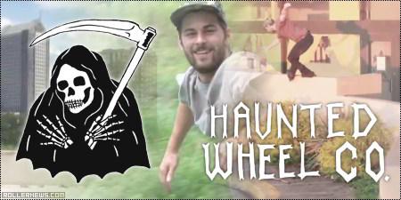 Shane Conn: Haunted Wheels (2014) by Hawke Trackler
