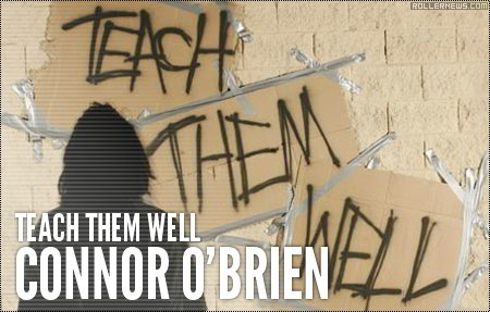 Connor O'Brien: Teach them well (2006) Section