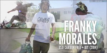 Franky Morales: USD Carbon Free+ DIY (2014)