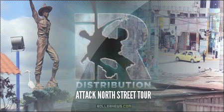 Iroll Attack North Street Tour (2014): Peru + Ecuador