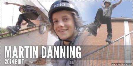 Martin Danning (13, Norway): 2014 Edit