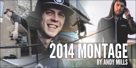 2014 Montage by Andy Mills