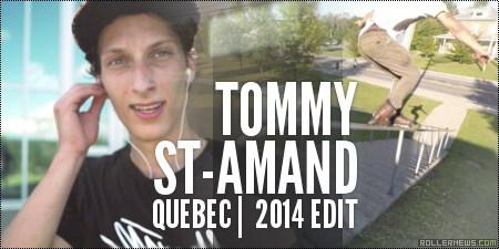Tommi St-Amand (Quebec): 2014 Edit