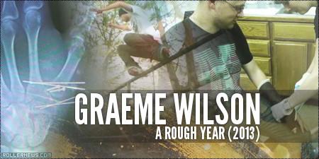 Graeme Wilson: A Rough Year (2013)