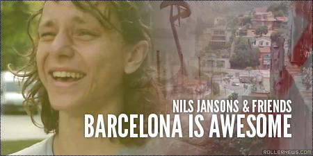 Nils Jansons & Friends: Barcelona Is Awesome (2014)
