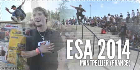 ESA 2014 (Montpellier, France): Arcena Edit