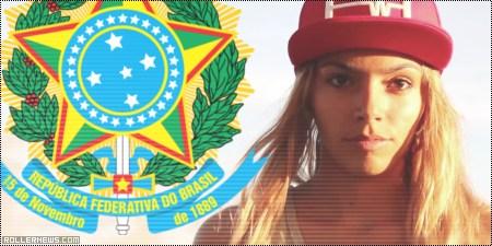 Bruna Reis (Brazil): Mini Edit (2014)