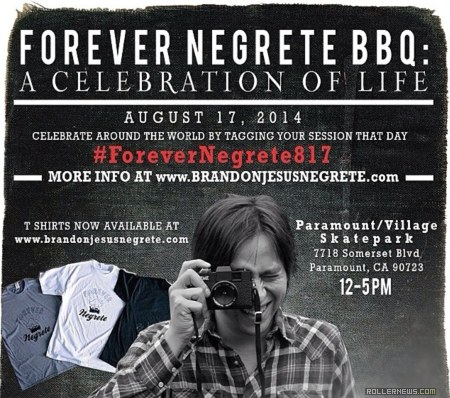 Forever Negrete BBQ 2014: Edit by Lonnie Franciso