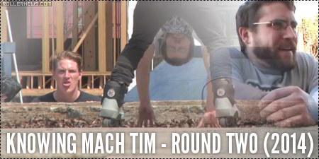 Tim Adams: Knowing Mach Tim - Round Two (2014)