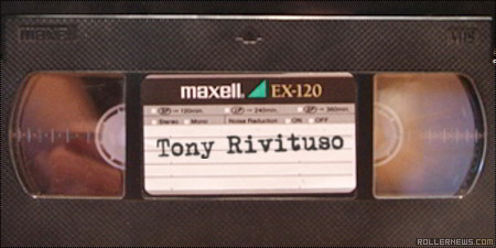 Tony Rivituso's Gutter Tape (2014)