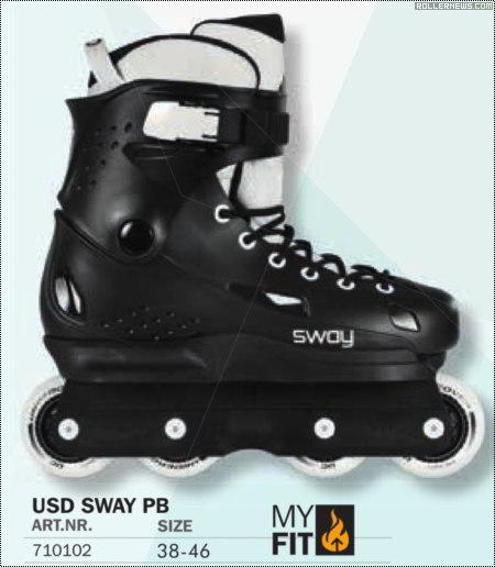 USD Sway: Powerblades & Street