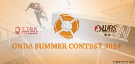 Daniel Gomez (Chino) @ Onda Summer Contest 2014