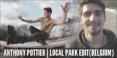 Antony Pottier (Liege, Belgium): Local Park Edit (2014)