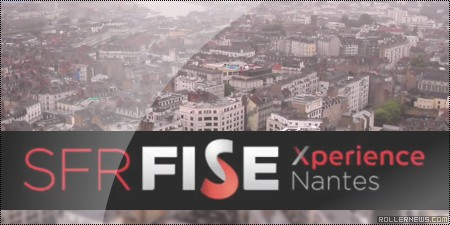 SFR FISE Xperience 2014: Nantes (France), Teaser
