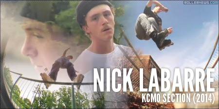 Nick Labarre: KCMO Section by Sean Kelso (2014)