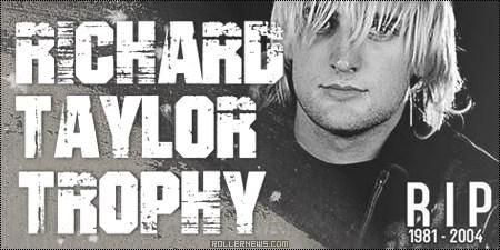 Richard Taylor Trophy 2014: Edit by Mark Worner