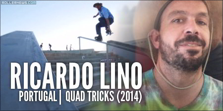 Ricardo Lino (Portugal): Quad Tricks (2014)