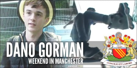 Dano Gorman: Weekend in Manchester (Uk)