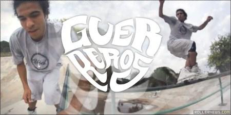 Michel Prado: Guerreros, Summer 2014 Clips