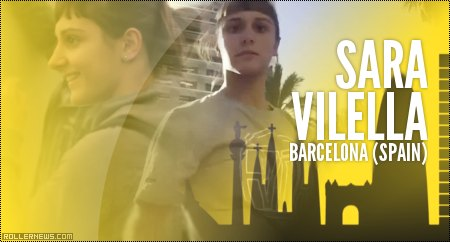 Sara Vilella (Barcelona, Spain): 2014 Edit