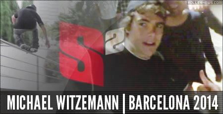 Michael Witzemann (Austria): 2 weeks in BCN (2014)