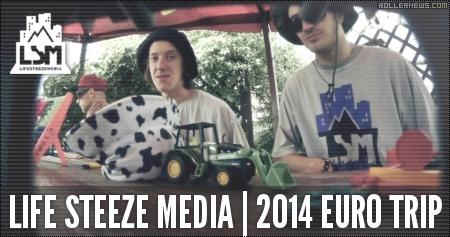 Life Steeze Media (Russia): 2014 Eurotrip