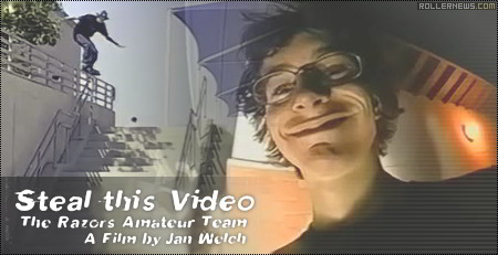 Jeff Stockwell: Steal this Video (2002) by Jan Welch