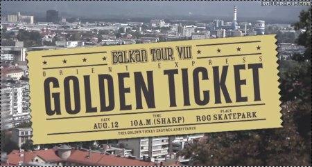 Balkan Tour 2014