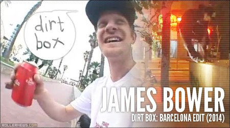 James Bower: Dirt Box, Barcelona 2014 Edit