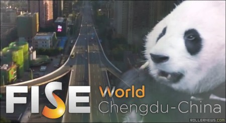 FISE World China 2014: Teaser
